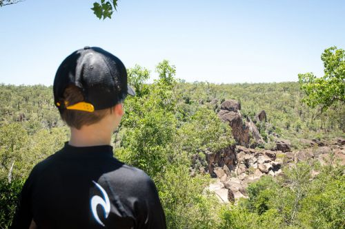 auburn river lookout national park