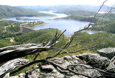 castle mountain cania gorge national park