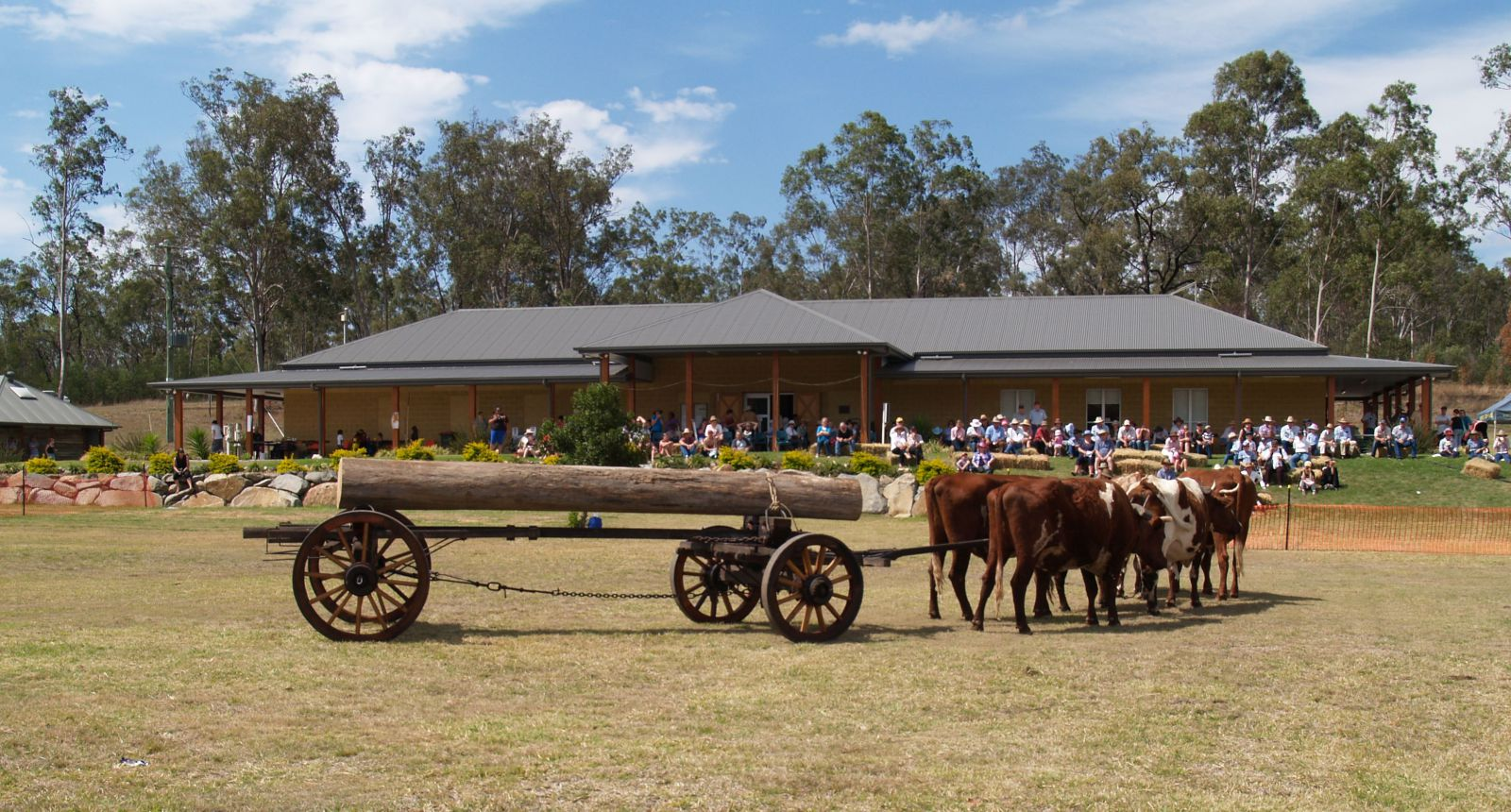 RM Williams Australian Bush Learning Centre